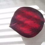 Léčivý sirup z červené řepy