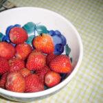 Domácí pleťové masky z jahod